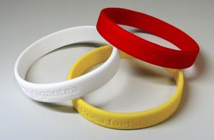 ほっとけない山百合会(笑) リリアンバンド3種『(紅薔薇)レッドバンド/(黄薔薇)イエローバンド/(白薔薇)ホワイトバンド』