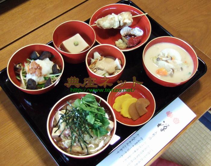 精進料理教室1