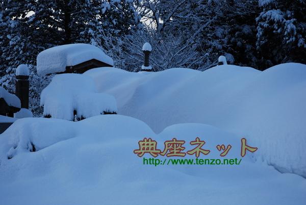 今日の大雪3