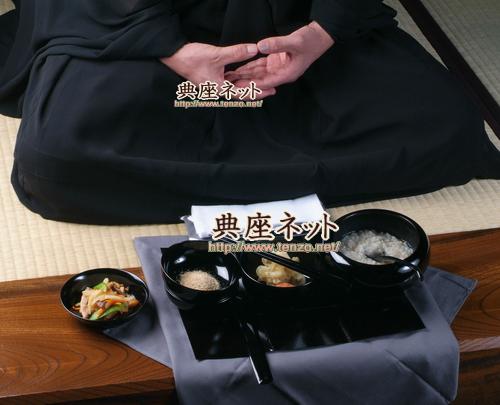 精進料理とおかゆ